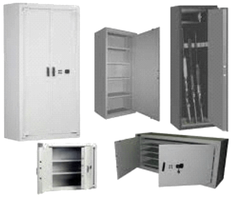 armoires fortes de sécurité